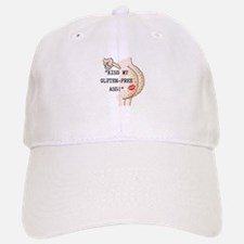 Kiss My Gluten-Free Ass Baseball Baseball Cap