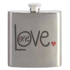 One Love Flask