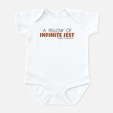 Fellow of Infinite Jest Infant Bodysuit