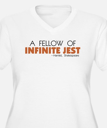 Fellow of Infinite Jest T-Shirt