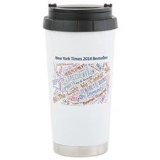 Unique Booklover Travel Mug