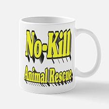 No-kill Animal Rescue Mug
