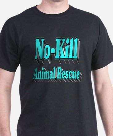 No-kill Animal Rescue T-Shirt