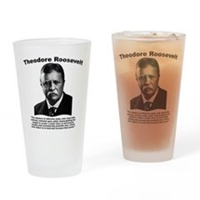 TRoosevelt: Unfair Drinking Glass