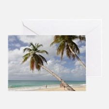 Martinique Greeting Card