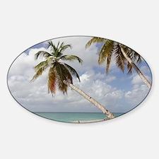 Martinique Decal