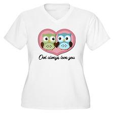 Owl Always Love Y T-Shirt