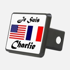 JE SUIS CHARLIE Hitch Cover