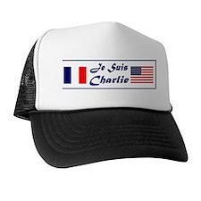 JE SUIS CHARLIE Hat