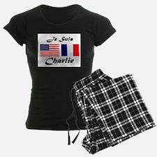 JE SUIS CHARLIE Pajamas