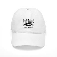 Vintage 1949 Baseball Cap
