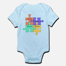 Cute Critical thinking Infant Bodysuit