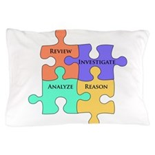 Cute Be rational Pillow Case