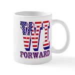 Wisconsin WI Forward Mug
