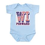 Wisconsin WI Forward Infant Bodysuit