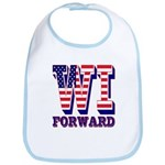 Wisconsin WI Forward Bib