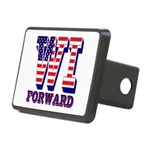 Wisconsin WI Forward Rectangular Hitch Cover