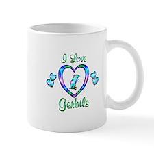 I Love Gerbils Mug