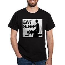 Cute Eat sleep sex T-Shirt