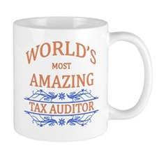 Tax Auditor Mug