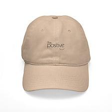 Stay Positive - Baseball Baseball Cap