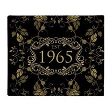 Est. 1965 Throw Blanket