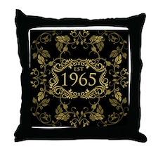 Est. 1965 Throw Pillow