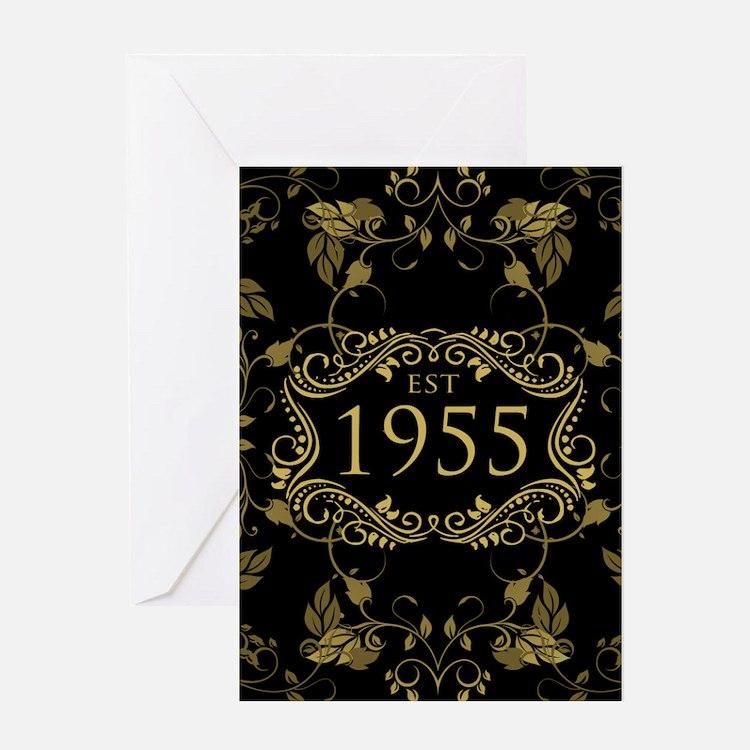 Est. 1955 Greeting Cards