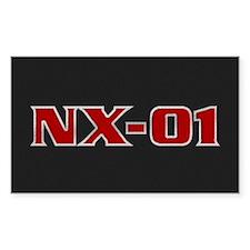 NX-01 Logo Decal