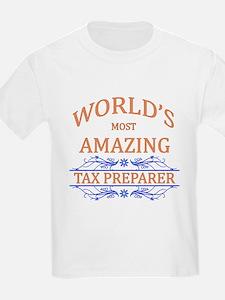 Tax Preparer T-Shirt