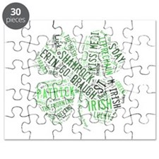 St. Patricks Shamrock Puzzle