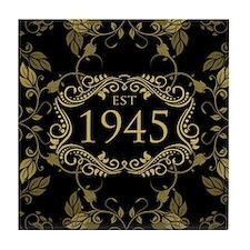 Est. 1945 Tile Coaster