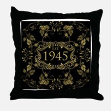 Est. 1945 Throw Pillow