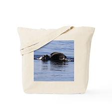 Humpback Jaws Tote Bag