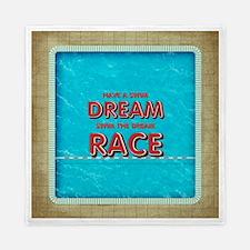 Swim Dreams Queen Duvet