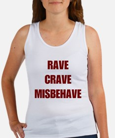 Rave Misbehave Tank Top