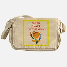 slots Messenger Bag