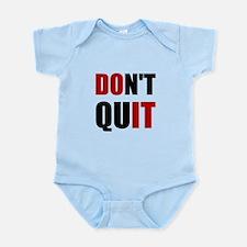 Dont Quit Do It Body Suit