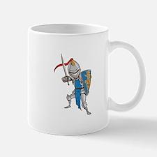 Knight Cartoon Mugs