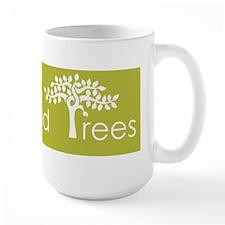 Richmond tree banner Mugs