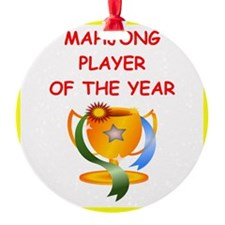 mahjong Ornament