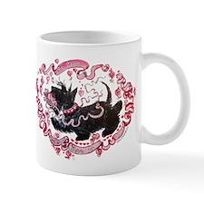Scottie Valentine Mugs