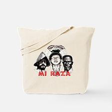 MI RAZA Tote Bag