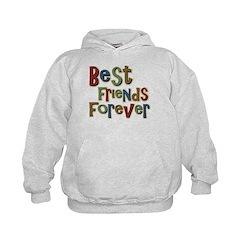 Best Friends Forever BFF School Hoodie