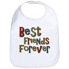Best Friends Forever BFF School Bib