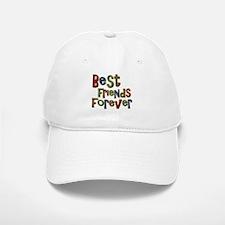 Best Friends Forever BFF School Baseball Baseball Cap