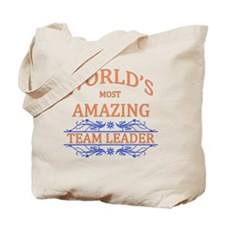 Team Leader Tote Bag
