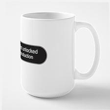 Achievement Unlocked - Reproduction Large Mug