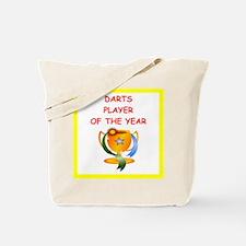 darts Tote Bag