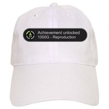 Achievement Unlocked - Reproduction Baseball Cap